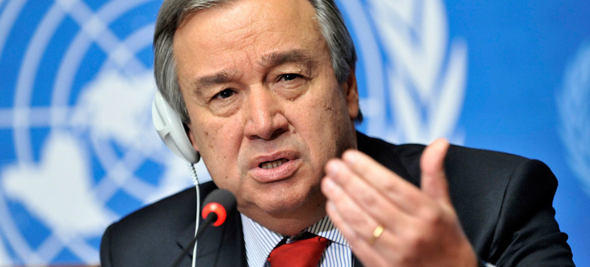 UN leader calls for action to protect journalists